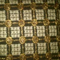 Sequin Embroidered Fabric
