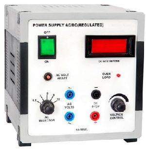 Ac-dc Power Supply (regulated)