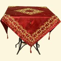 Silk Table Covers