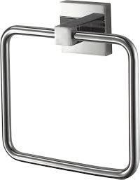Chrome Plated Stainless Steel Towel Ring