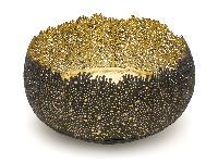 decorative metal bowls