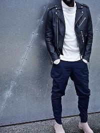 Men Leather Jacket 04