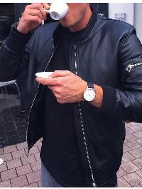 Men Leather Jacket 05