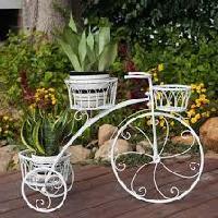 Bi Cycle Pot Stand