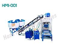 Fully Automatic Fly Ash Brick Making Machine (HMI-001)