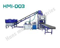 Fully Automatic Fly Ash Brick Making Machine (HMI-003)