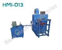 Manual Paver Block & Fly Ash Brick Making Machine