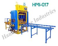 Manual Fly Ash Brick Making Machine (HMI-017)