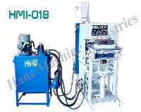 Manual Fly Ash Brick & Solid Block Making Machine