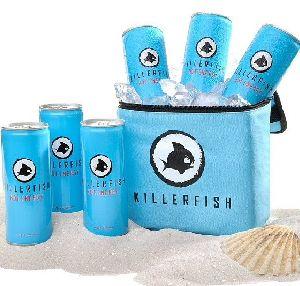 Killerfish Hot Energy Drink