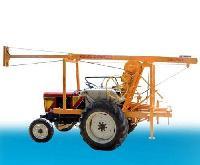 Tractor Loring Machine