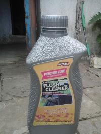 radiator flash oil