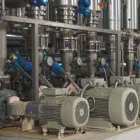 Industrial Motor Control System