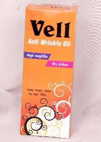 Vell Anti Wrinkle Oil