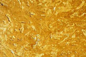 Flowery Gold Sandstone Tiles