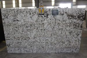 New White Granite Slabs