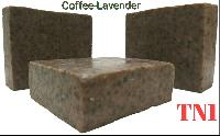 Coffee & Lavender Non Transparent Soap