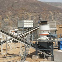Turnkey Crushing & Screening Plant