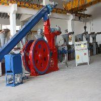 Briquetting Press 75 MM