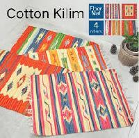 Cotton Kilim Rug 06