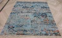 Hand Knotted Modern Design Woolen Carpets (GE-317 Size 8x10)