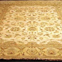 Hand Knotted Traditional Design Carpets (GE-303)