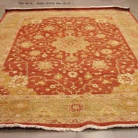 Hand Knotted Traditional Design Carpets (GE-304)