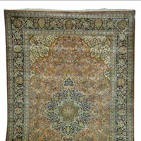 Hand Knotted Traditional Design Carpets (GE-306)