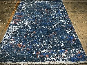 Hand Knotted Traditional Design Woolen Carpets 05