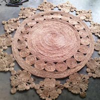 Jute Braided Rugs Hand Stiched Rugs