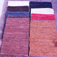 Leather Rugs 08