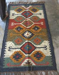 Wool Jute Rugs (GE-1101)
