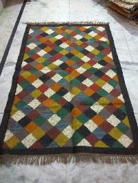 Wool Jute Rugs (GE-1102)