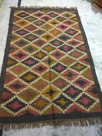 Wool Jute Rugs (GE-1104)