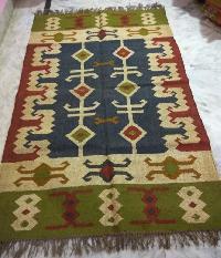 Wool Jute Rugs (GE-1105)