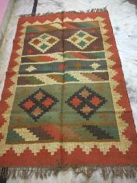 Wool Jute Rugs (GE-1107)