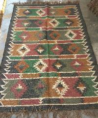 Wool Jute Rugs (GE-1110)
