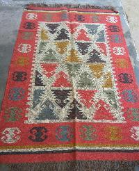 Wool Jute Rugs (GE-1113)