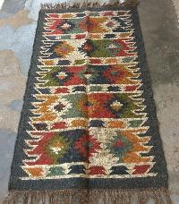 Wool Jute Rugs (GE-1115)