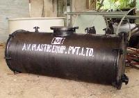 Horizontal Hdpe Storage Tank