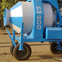 Mobile Reversible Batching Plant