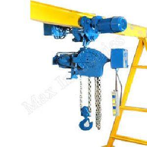 Motorised Chain Pulley Blocks
