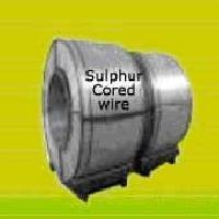 Sulphur Cored Wire