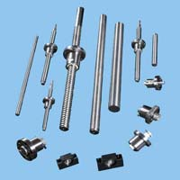 Rolled Ball Screws With Nuts