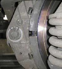 Railway Break Component