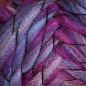 Dyed Acrylic Yarn