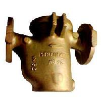 Filter Body Bronze Casting