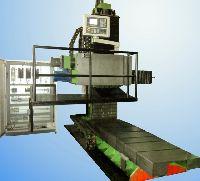 Horizontal CNC Machine
