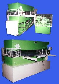 Twin Cylinder Hydraulic Blanking Press