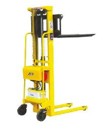 Semi Electric Hydraulic Stackers (DH)(DC)
